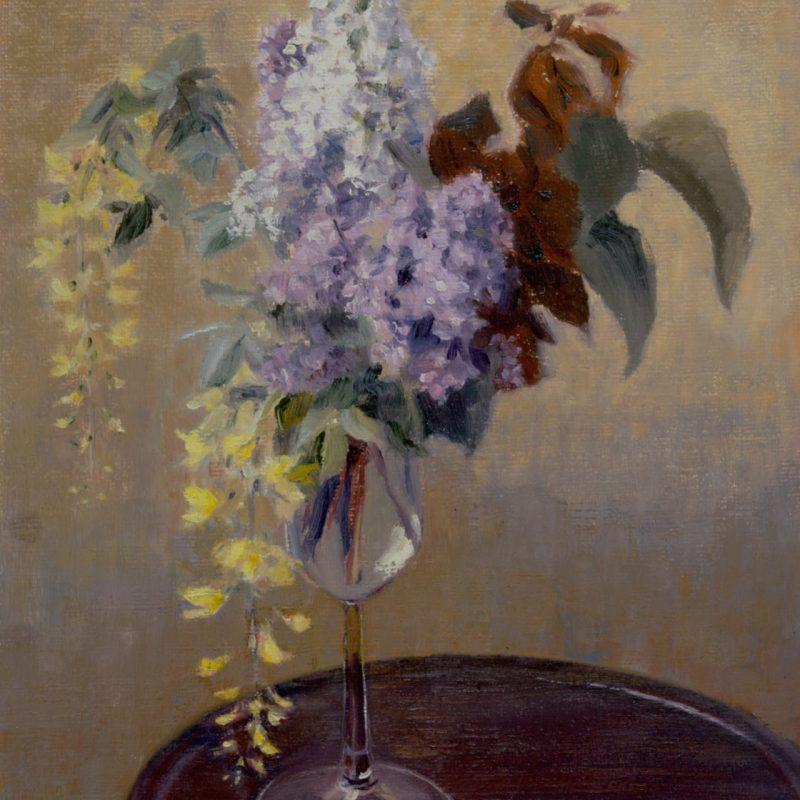 Lilac And Laburnam